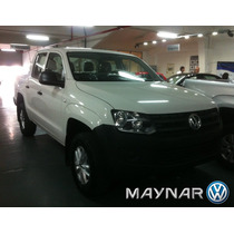 Vw Volkswagen Amarok My15 Full - Entrega Pactada! - Re