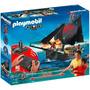 Playmobil Barco Pirata Con Control Original