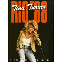 Tina Turner Rio´88 Live In Concert Rio De Janeiro Dvd