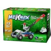 Mecano Metalico 261 Piezas (13 Modelos Para Armar)
