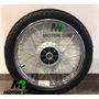 Rueda Trasera Yamaha Ybr 125 Original - Motordos