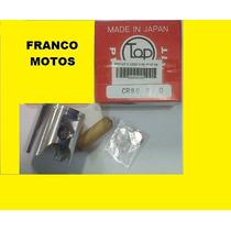 Kit De Piston Honda Cr 80 Top Japon Std Franco Motos Moreno