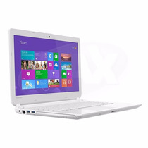 Notebook Toshiba C55c5222w Core I5 15,6 4gb 500gb Win8