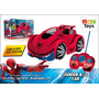 Auto Spiderman Con Control Remoto - Junio R/c Car