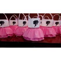 Bolsitas Barbie Super Romanticas Pack Por 10 Unidades