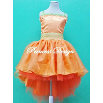 Disfraz Princesa Hada Bailarina Mariposa Vestido