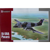Special Hobby 1/72 Ia-58 A Pucara Uruguay Colombia Raf