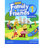 Family And Friends (2/ed.) 1 - Class Book Con Multi-rom (1)