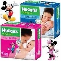 Nuevos Huggies Princesas/campeones: Hiperpack M; G; Xg; Xxg