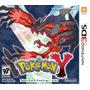 Pokémon Y Nintendo 3ds Nuevo Sellado Original