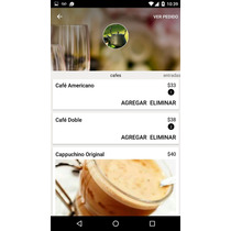 Innovador Sistema Restaurant, Bar, Delivery Apps Android+ios