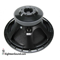 Parlante Eighteen Sound 18w 2000 = 1200 W Aes - 1300 W Rms