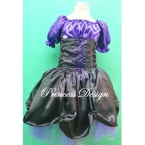 Disfraz Princesa Vestido Bruja
