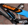 Bicicleta Venzo Tango Mountain Bike Rod 27 Shimano 24 Vel