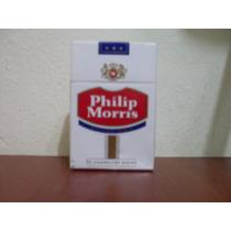 65- Marquilla Argentina Box Philip Morris De 20 Cig.