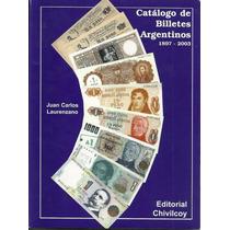 Catalogo Billetes Argentinos 1897-2003 En Color