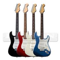 Guitarra Leonard Stratocaster Todos Los Colores Consultar