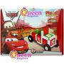 Plakas Juego Didactico De Encastre Cars Rayo Mc Queen 60p 3+