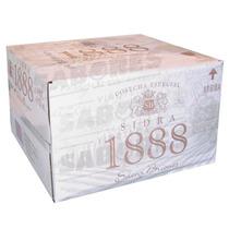 Caja Sidra 1888 Sáenz Briones (6x720cc) Envío Nacional