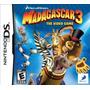Juego Madagascar 3 Nintendo Ds