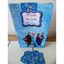 Bolsitas Golosineras Personalizadas Frozen Pack Por 10