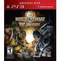 Mortal Kombat Vs Dc Universe Ps3 Tarjeta Digital Gorosoft