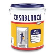 Casablanca Pro Pintura Látex Interior X 20 Lts