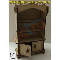 Mueblecitos Modular De Muñeca