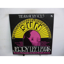 Jerry Lee Lewis The Sun Story Vol 5 Vinilo Americano