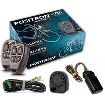 Alarma Para Motos Positron Mpx100 Fx - Nueva Versión