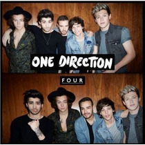 One Direction Four (standar) Disponible 18/11/2014