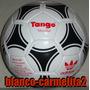 Pelota Adidas Tango Eurocopa 1984 Numero 5