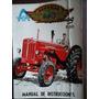 Manual Catálogo De Instrucciones De Tractor Hanomag R 60