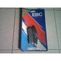 Pastillas De Freno Ebc Yz80 - Yz85 Delantera Fa119