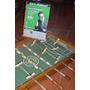 Antiguo Metegol Futbol Juniors 1970 Impecable 45x80 (3096)