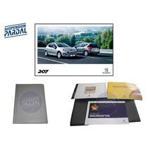 Manual De Usuario Peugeot 207 Gti Con Carpeta Original