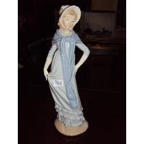 Figura De Porcelana Nao By Lladro De 1980 (961)