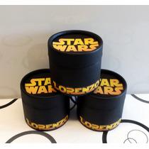 Star Wars - Souvenir Alcancia Golosinero 8,5 X 8,5 Cm.