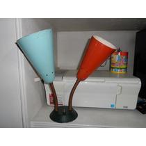 Lámpara De Escritorio Retro Vintage