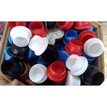 Tapon,tapa Plastica Botella Tomate Triturado X 100 Unid