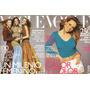 Vogue Y Otras, Moda Femenina, Lote De 12 Revistas De Oferta.
