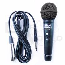 Microfono Yamaha Modelo Ym-2000 Cable Profesional Oferta