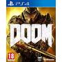 Doom Ps4 Digital Primario Garantia Mercado Lider