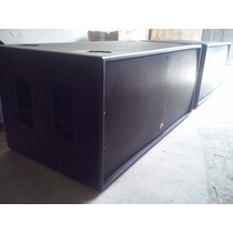 Bafle Tipo Das Lx-218 (rcf-eaw-jbl-sts)