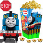 Kit Imprimible Tren Thomas Cotillon Invitaciones Cumples 2x1