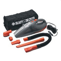 Aspiradora Para Auto 12v Bolso Black & Decker Av1500