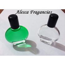 Envases, Frasco De Vidrio, Perfume Fino, Souvenirs