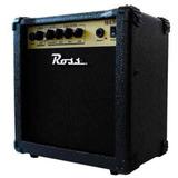 Amplificador Ross G-10 10w Potencia Para Guitarra Electrica