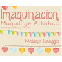 Maquillaje Artistico Infantil Para Fiestas Y Eventos 3