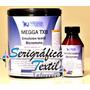 Emulsion Al Bicromato Serigrafia Textil Grabado De Shablon